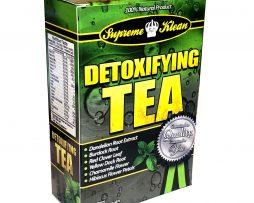 Supreme Klean Detoxifying Tea