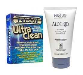 Nexxus Aloe Rid $Zydot Ultra Clean Shampoo