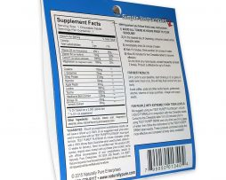 Test Pure® Platinum 45 Minute Chewable Tablet ingredients